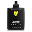 Ferrari法拉利 Black黑色法拉利男性淡香水(125ml)-TESTER-國際航空版【美麗購】