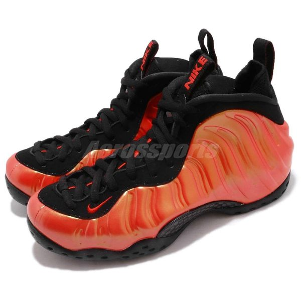 buy popular 5f663 f02ac Nike Air Foamposite One Habanero Red 紅黑一分錢哈德威太空鞋