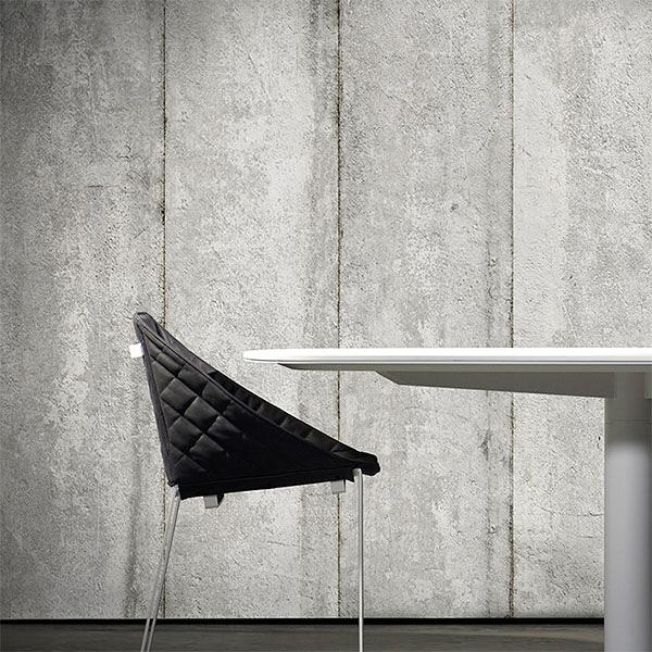 【進口牆紙】CONCRETE WALLPAPER BY PIET BOON【訂貨單位48.7cm×9m/卷】荷蘭 混凝土紋 仿真(fake) 工業風 CON-03