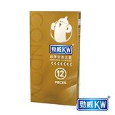 勁威衛生套-超薄型(12入)6盒-箱購-箱購