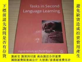 二手書博民逛書店Tasks罕見in Second Language Learni