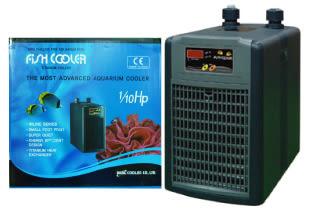 【西高地水族坊】阿提卡ARCTICA 韓國進口冷卻機1/10P(2007年全新到貨)
