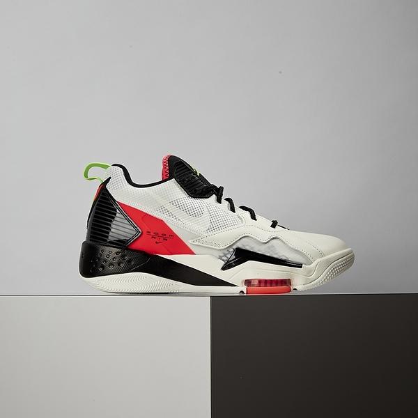 Nike Jordan Zoom 92 男鞋 米白黑 氣墊 避震 包覆 支撐 籃球鞋 CK9183-100