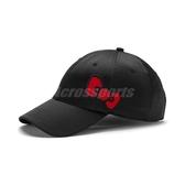Puma x Hello Kitty Cap 帽子 黑 白 女款 老帽 棒球帽 凱蒂貓 蝴蝶結 聯名 【PUMP306】 02272102