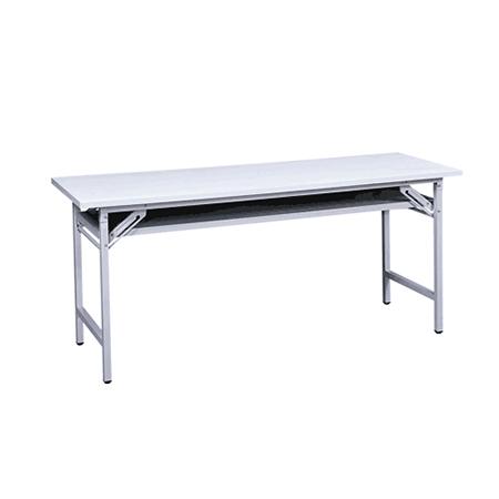 【YUDA】直角白面 W180*D60  會議桌/折合桌/摺疊桌