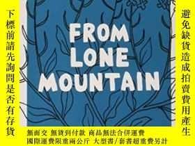 二手書博民逛書店From罕見Lone MountainY364682 John Porcellino Drawn And Qu