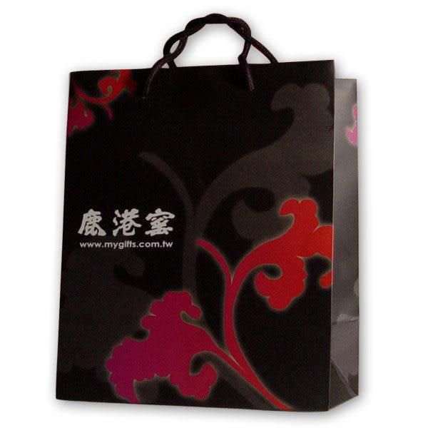 鹿港窯-4號手提袋;尺寸:23x14x28cm