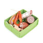 【美國Tender Leaf Toys】西式熟食大餐(廚房家家酒-香腸配件)