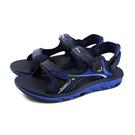 G.P (GOLD PIGEON) 阿亮代言 涼鞋 戶外 深藍色 男鞋 G9251-23 no345