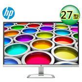 【HP 惠普】27型 IPS 液晶螢幕(27ea)【送收納購物袋】