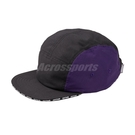 Asics 帽子 AHQ AT 5 Panel Cap 黑 紫 男女款 露營帽 五分割帽 【PUMP306】 3193A085501