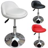 吧台椅 高腳椅 洽談椅 會客椅 餐椅-高級PU皮革椅面短背-吧檯椅(三色)T-318-1入/組