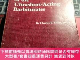 二手書博民逛書店PRACTICAL罕見USE OF THE ULTRASHORT ACTING BARBITURATESY32