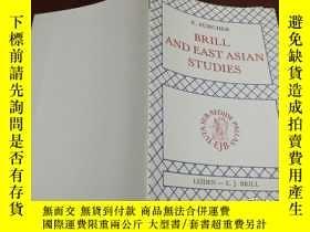 二手書博民逛書店BRILL罕見AND EAST ASIAN STUDIESY10012 BRILL AND EAST ASIA