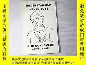 二手書博民逛書店UNDERSTANDING罕見LOVED BOYSY10192