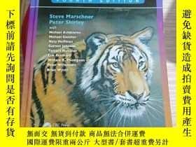 二手書博民逛書店Fundamentals罕見Of Computer Graphics, Fourth EditionY4423