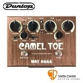 Dunlop WHE209 破音效果器【Way Huge/Camel Toe】