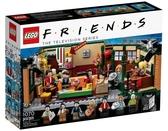 【LEGO樂高】IDEAS 六人行 中央公園咖啡館   #21319