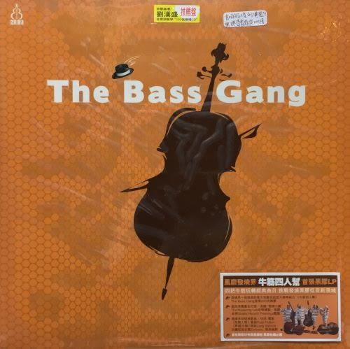 【停看聽音響唱片】【黑膠LP】牛筋四人幫:The Bass Gang