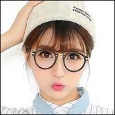現貨+快速★眼鏡框 金屬腿眼鏡架框架眼鏡★ifairies【27710】