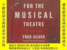 二手書博民逛書店Auditioning罕見For The Musical TheatreY364682 Silver, Fre