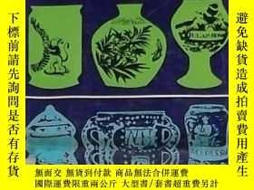 二手書博民逛書店英文原版罕見Pottery Through The Ages b