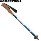 丹大戶外【KOMPERDELL】奧地利Highlander Cork 7075鋁合金短軟木握把登山杖(無避震) 1742423單支
