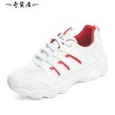 ins超火的鞋子2018新款運動鞋女夏透氣韓版ulzzang原宿百搭跑步鞋