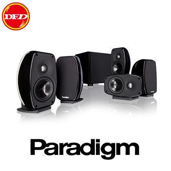 ( 現貨 ) 加拿大 Paradigm Cinema 100CT 5.1聲道劇院組合 公司貨 黑色