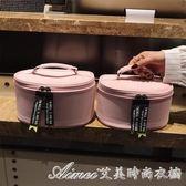 可愛少女心化妝包女韓國大小號化妝箱便攜大容量收納包手提洗漱包艾美時尚衣櫥