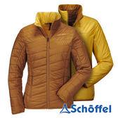德國 SCHOFFEL 女 防風保暖 雙面外套 土黃 2011157