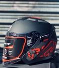 TENKI安全帽,GT-AIR2,傳奇/消光黑紅