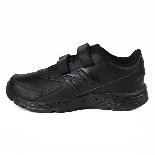 New Balance 680v6 魔鬼氈 運動鞋 中大童 黑色 NO.R6124