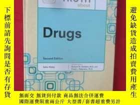 二手書博民逛書店The罕見Truth About Drugs (小16開,硬精裝