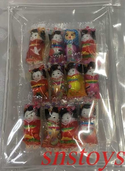 sns 古早味 進口食品 俄羅斯娃娃 巧克力 新西俄羅斯娃娃 巧克力球 (39公克/12包) 產地 日本