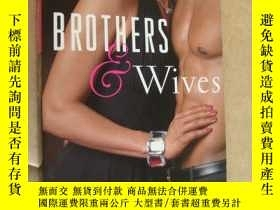 二手書博民逛書店BROTHERS罕見& WIVES 英文原版 大32開 基本算 Y85718 CYDNEY RAX THREE