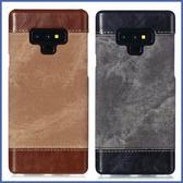 三星 Note9 Note8 S9 S9 Plus S8 Plus S8 經典牛仔紋 手機殼 半包 保護殼 牛仔皮紋