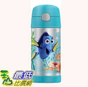 [7美國直購] 保溫杯 Thermos Finding Dory Disney Pixar Funtainer, 12 Ounce Bottle B01HFJ0TN6