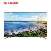 SHARP 夏普 45吋 FHD 智慧連網電視 LC-45LE580T