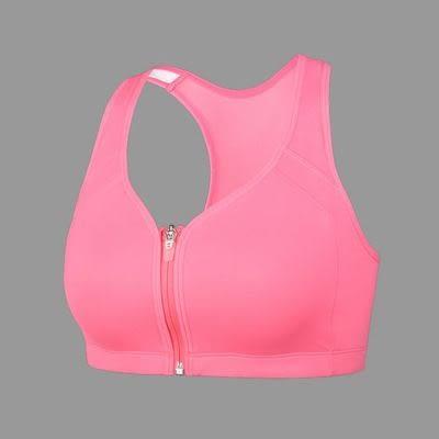 專業運動胸背心式透氣女內衣跑步 胸罩-11587002