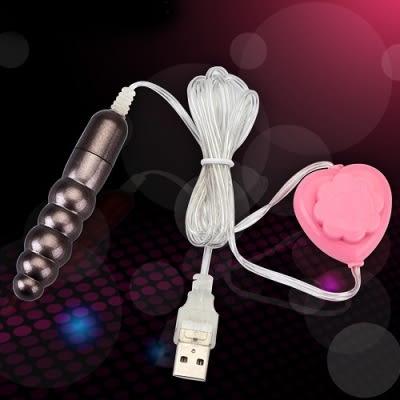 小S跳蛋 超強力USB(微調式)螺紋跳蛋-銀色SEXYBABY 性感寶貝貨號:8310045