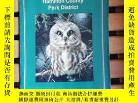 二手書博民逛書店英文原版:Hamilton罕見County Park District 1998 VISITORS GUIDE