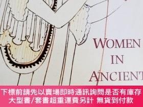 二手書博民逛書店英文原版:WOMEN罕見IN ANCIENT GREECEY367822 SUE BLUNDELL 略 出