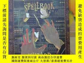 二手書博民逛書店Harry罕見potter spell book(原版英文書 庫