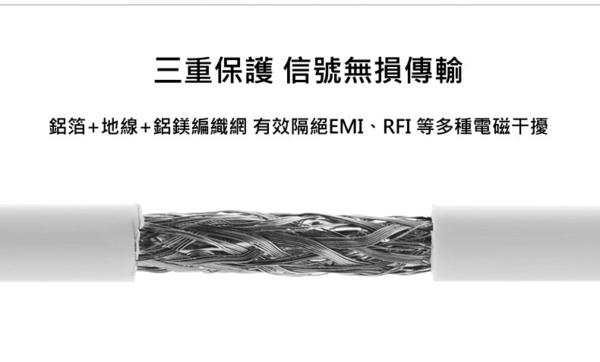 【3C生活家】mini display 螢幕線/傳輸線  1.8公尺 DP轉Mini DP連接線 蘋果電腦電視視頻線 1080P