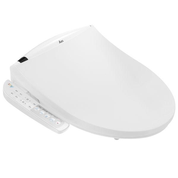 [家事達] 台灣精品ALEX-EF9530W 電光牌 【暖風型】潔洗電腦馬桶座  特價