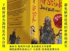 二手書博民逛書店mr罕見stink 臭先生Y200392