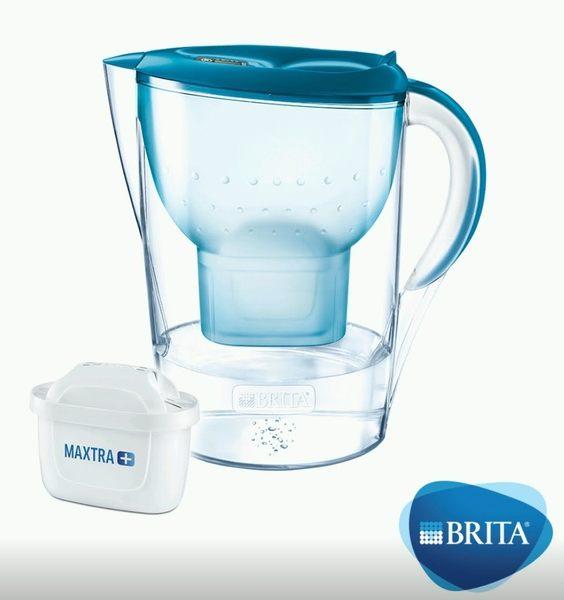 [德國BRITA ]馬利拉3.5公升濾水壺+MAXTRA Plus濾芯x1(藍色)