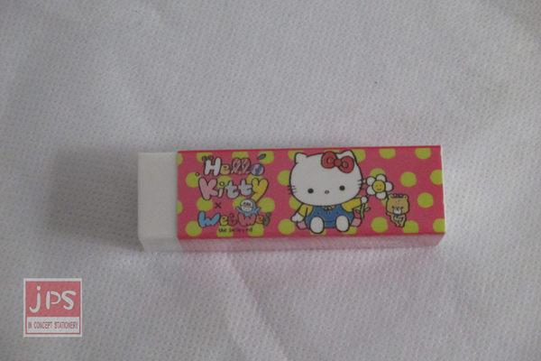 Hello Kitty 凱蒂貓 黏屑型橡皮擦 669392