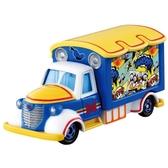 《 TOMICA 》唐老鴨亞洲限定版宣傳車   /  JOYBUS玩具百貨